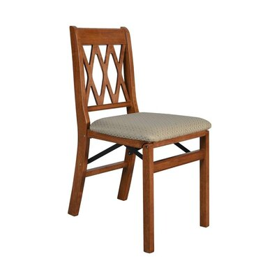 Side Chair Finish: Cherry