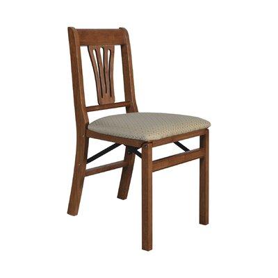 Side Chair Finish: Cherry Blush