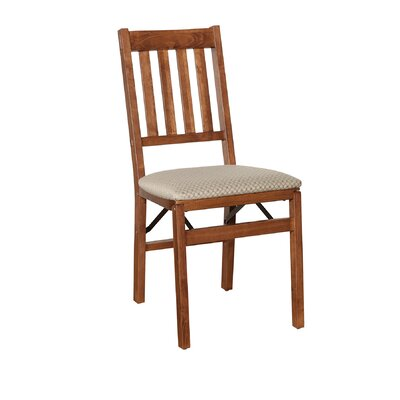 Arts and Crafts Chair Finish: Oak