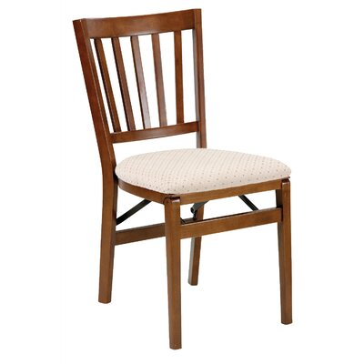 Schoolhouse Side Chair Finish: Fruitwood