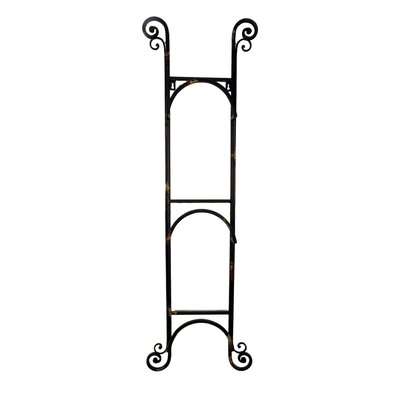 Metal 3 Plate Vertical Rack