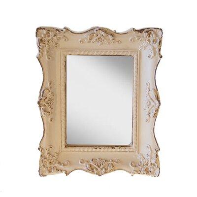 Henri Accent Mirror Finish: Antique White