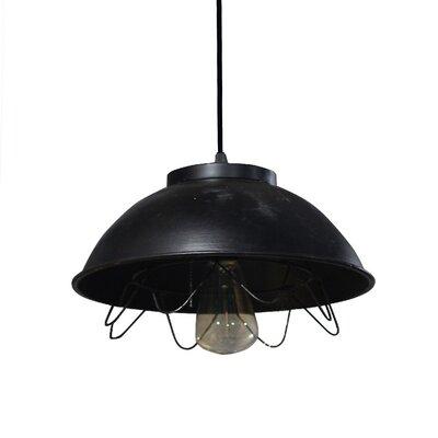 1-Light Inverted Pendant