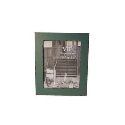 Picture Frame Color: Blue MT1792