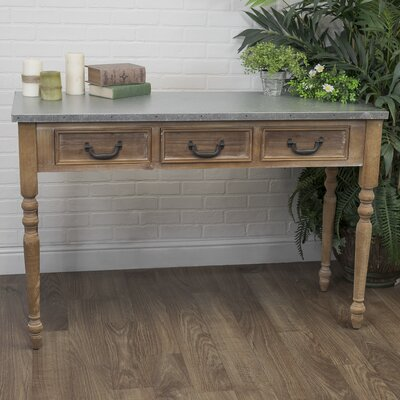 Logan Wood Console Table