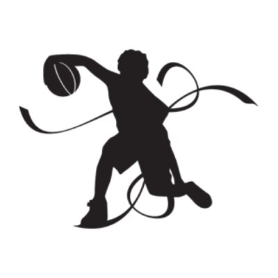 Basketball Player Wall Decal Size: 62