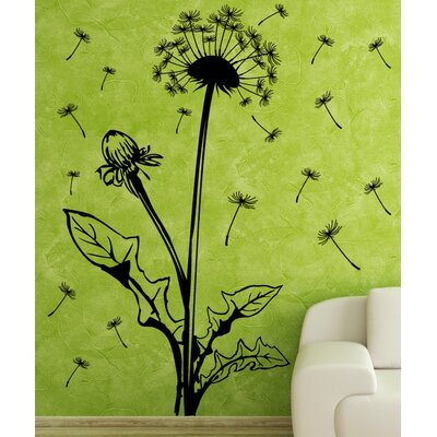 Blowball Wall Decal Size: 39