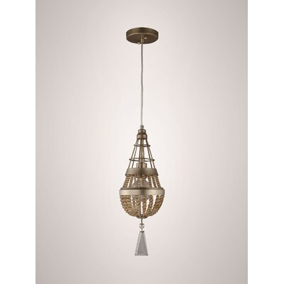 Burnham 1-Light Foyer Pendant