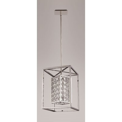 Honora 1-Light Foyer Pendant