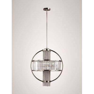 Metropolis 4-Light Pendant