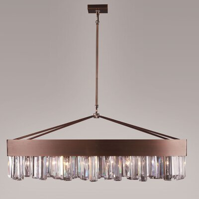 Idrak 8-Light Kitchen Island Pendant