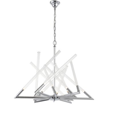 Matrix 12-Light Sputnik Chandelier