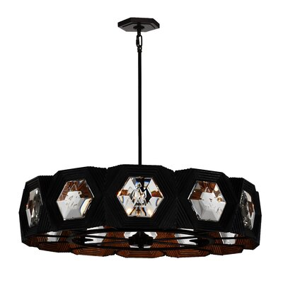 Aptus 6-Light Drum Chandelier