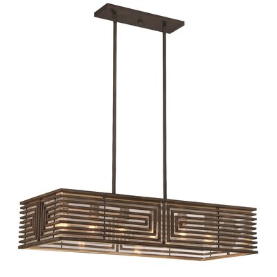 Wendland 8-Light Kitchen Island Pendant