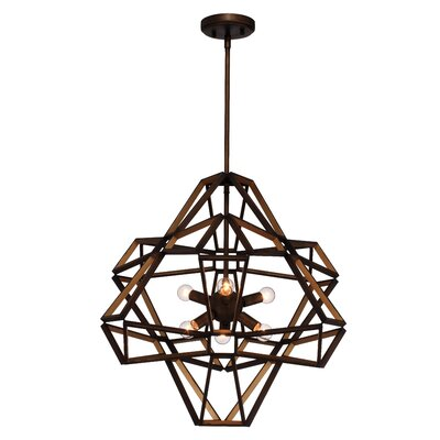 Anna-Maria 6-Light Foyer Pendant