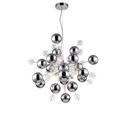 Louie 8-Light Pendant