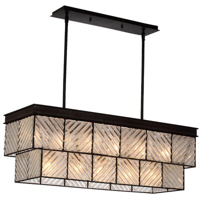 Adaman 11-Light Kitchen Island Pendant
