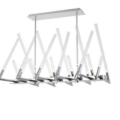 Nickole 20-Light Kitchen Island Pendant