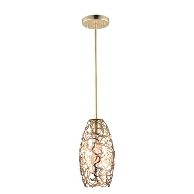 Aicha 1-Light Mini Pendant