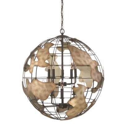 Dalin 10-Light Globe Pendant