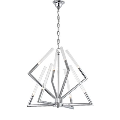 Matrix 8-Light Sputnik Chandelier