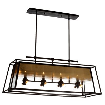 Pirro 12-Light Chandelier Shade Color: Gold