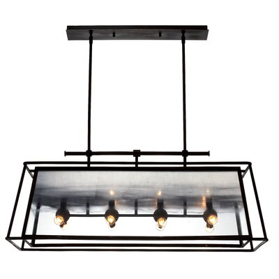 Pirro 12-Light Chandelier Shade Color: Silver