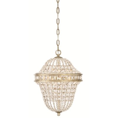 Benziger 3-Light Pendant
