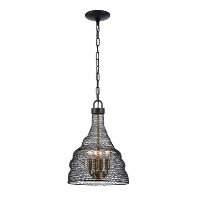 Jeavon 4-Light Bowl Pendant