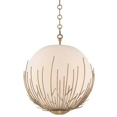 Consus 5-Light Globe Pendant