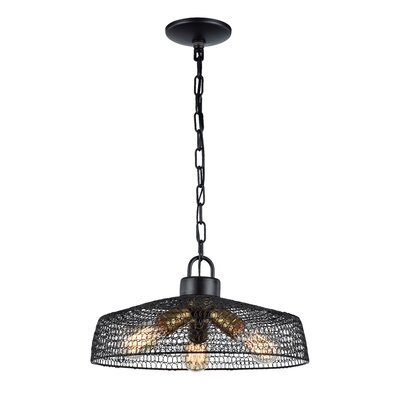 Jeavon 3-Light Bowl Pendant