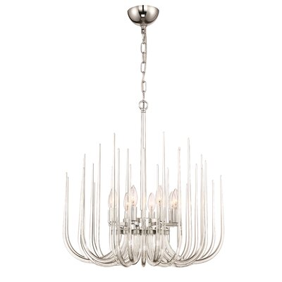 Fenster 8-Light Candle-Style Chandelier