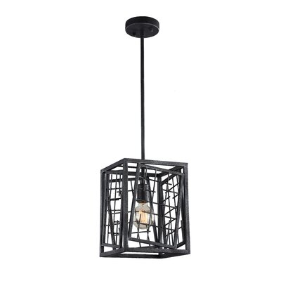 Plexus 1-Light Foyer Pendant