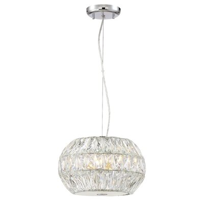 Astor 3-Light Drum Pendant