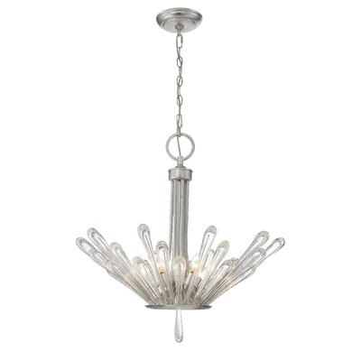 Kilby 6-Light Sputnik Chandelier