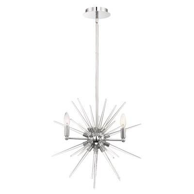 Ben 4-Light Sputnik Chandelier