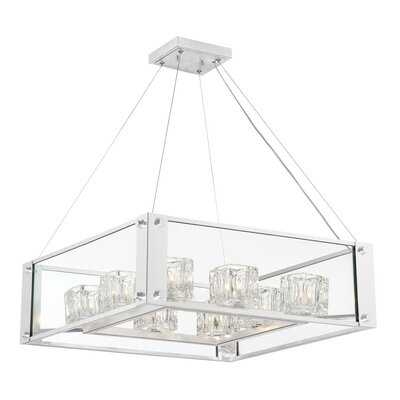 Cavern 8-Light Kitchen Island Pendant