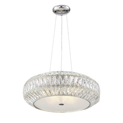 Astor 9-Light Drum Pendant