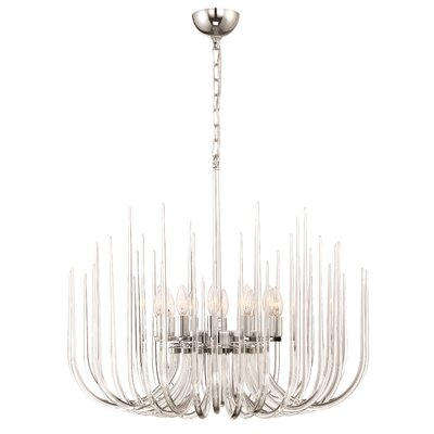 Fenster 12-Light Candle-Style Chandelier