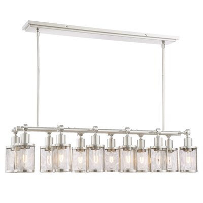 Junia 12-Light Kitchen Island Pendant