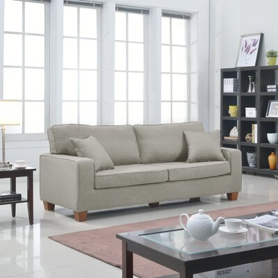 Modern Sofa Upholstery: Beige