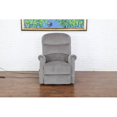 Classic Plush Power Large 3 Position Lift Chair Color: Gray