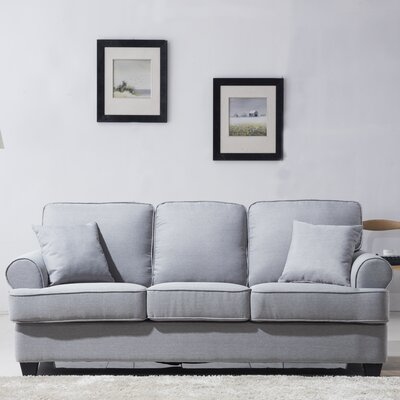 Madison Home USA EXP65-3S-LGR Classic Plush Sofa Upholstery