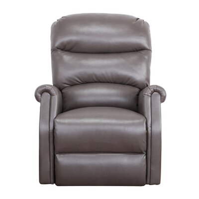 Classic Infinite Position Lift Chair Color: Gray