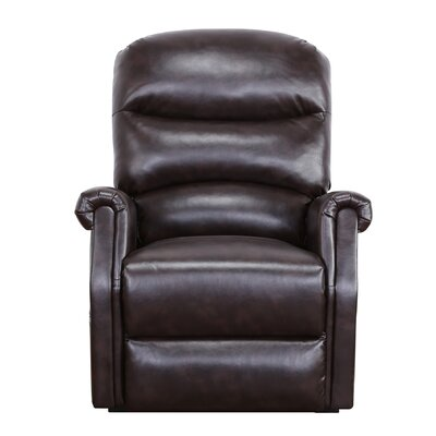 Classic Infinite Position Lift Chair Color: Brown