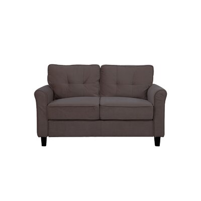 Classic Ultra Loveseat Upholstery: Brown