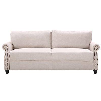Sofa Upholstery: Beige