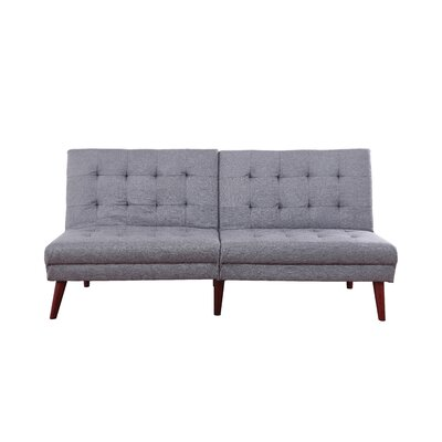Madison Home USA EXP95-FB-LGR Modern Tufted Convertible Sofa Upholstery