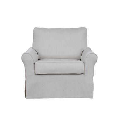 Armchair Upholstery: Beige