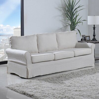Classic Sofa Upholstery: Beige